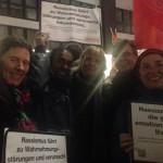v. l.: Ghalia El Boustami, Rupan Balasubramaniamkantha, Susanne Benary-Höck, Uwe Welsink, Hedwig Claes