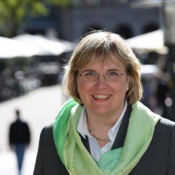 Susanne Benary,      Sprecherin des Vorstands
