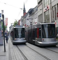 Breuer schwächt die Straßenbahnverbindungen