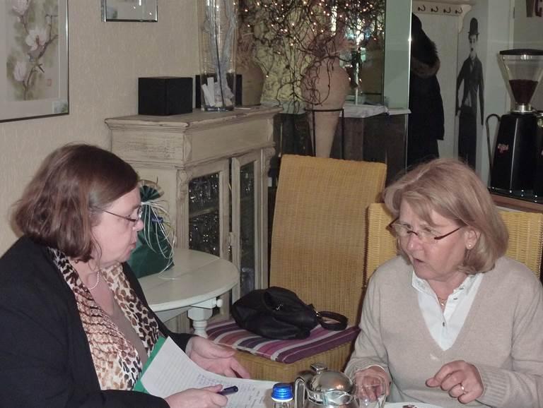 Der besondere Gast: Angela Stein-Ulrich
