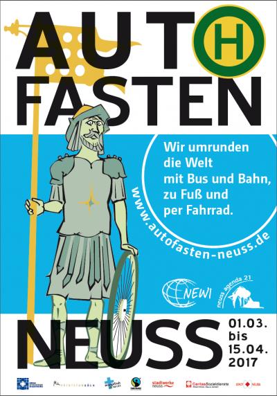 Autofasten in Neuss @ Neuss