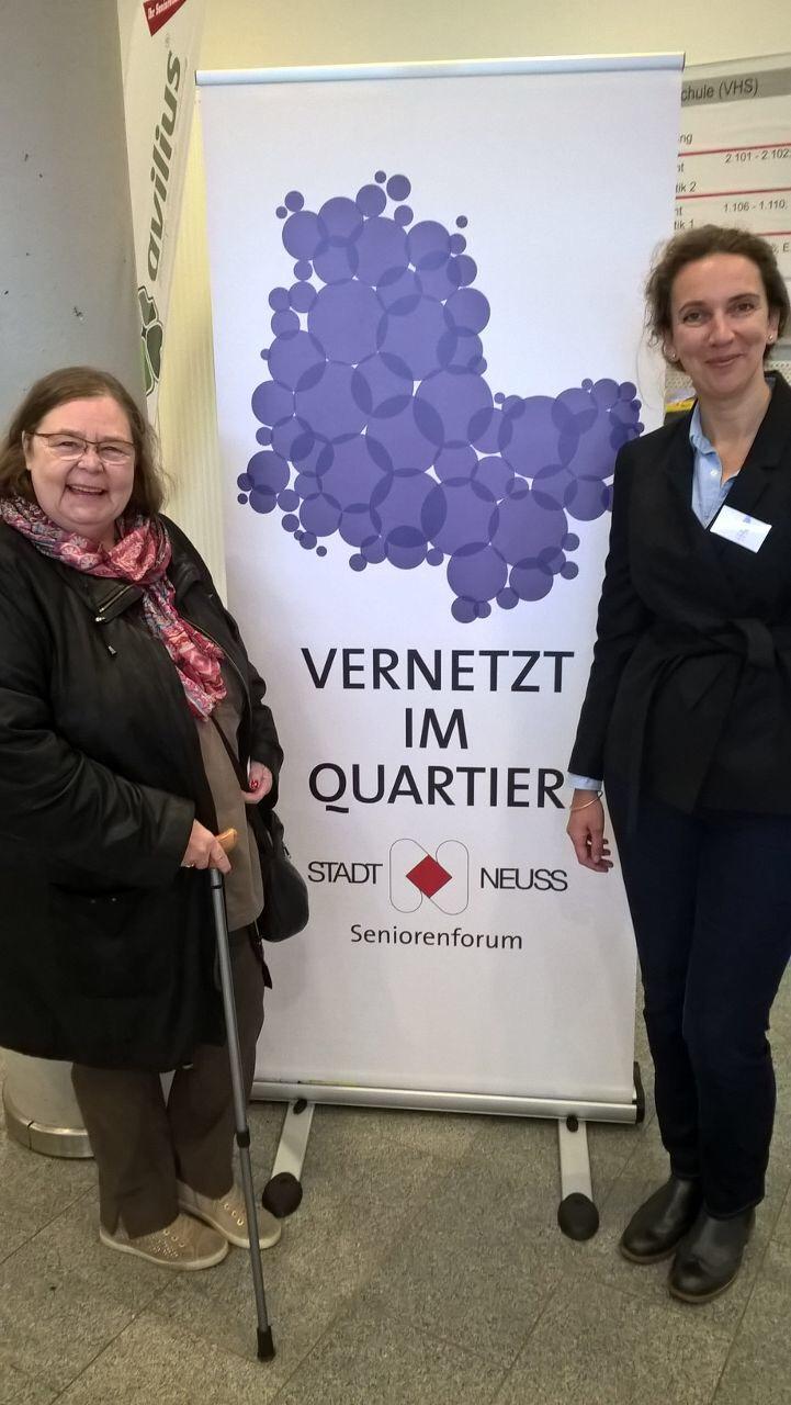 Seniorenforum der Stadt Neuss – Vernetzt im Quartier