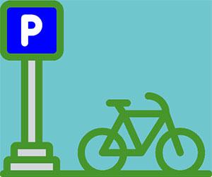 Fahrradfreundliche Stadt – Hindernisse von Radwegen entfernen, Fahrradparkhaus prüfen