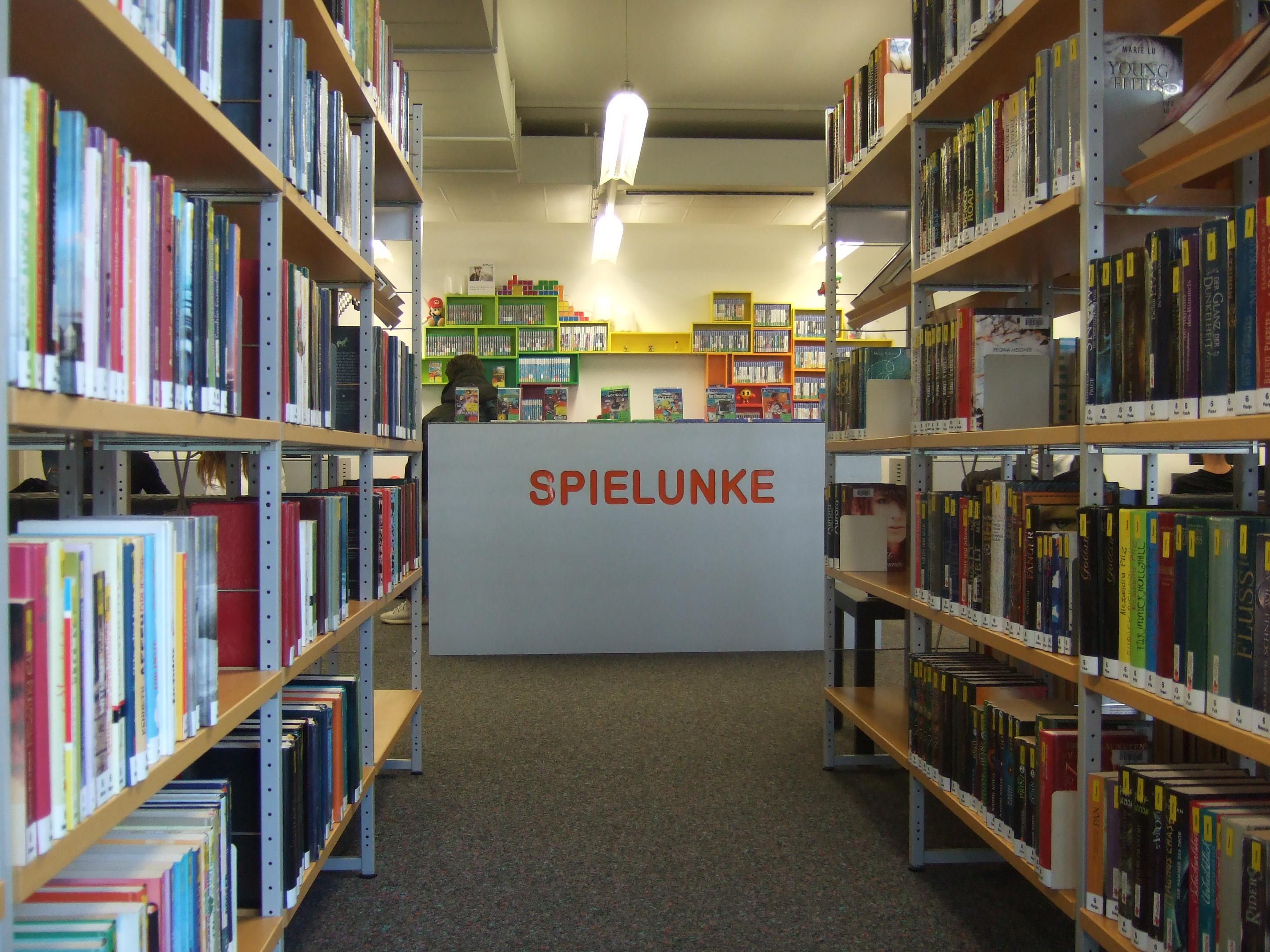 GRÜNE beantragen erweiterte Öffnungszeiten für die Stadtbibliothek