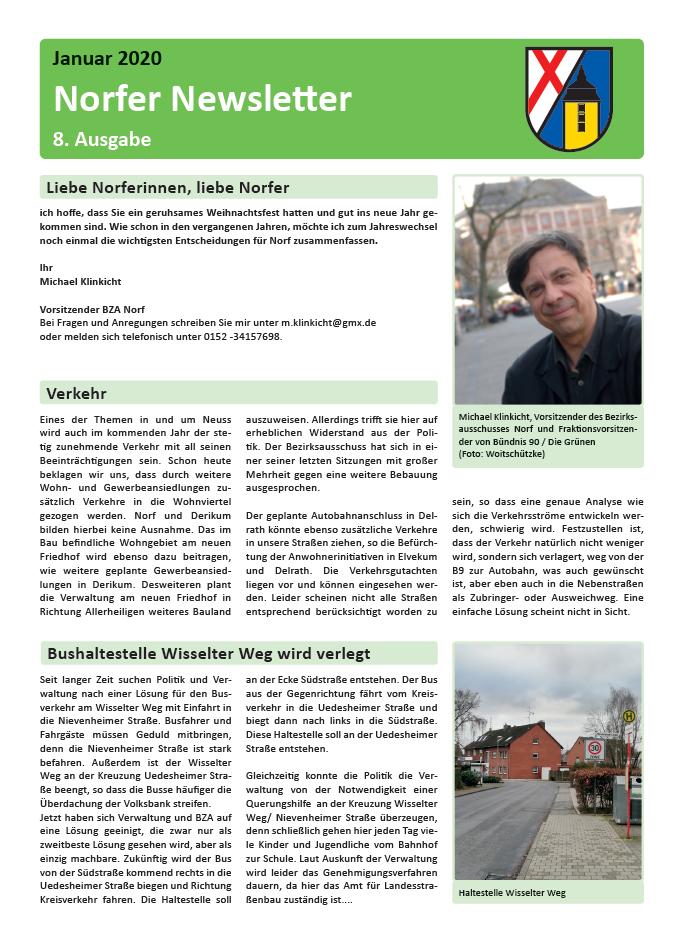 8. Norfer Newsletter