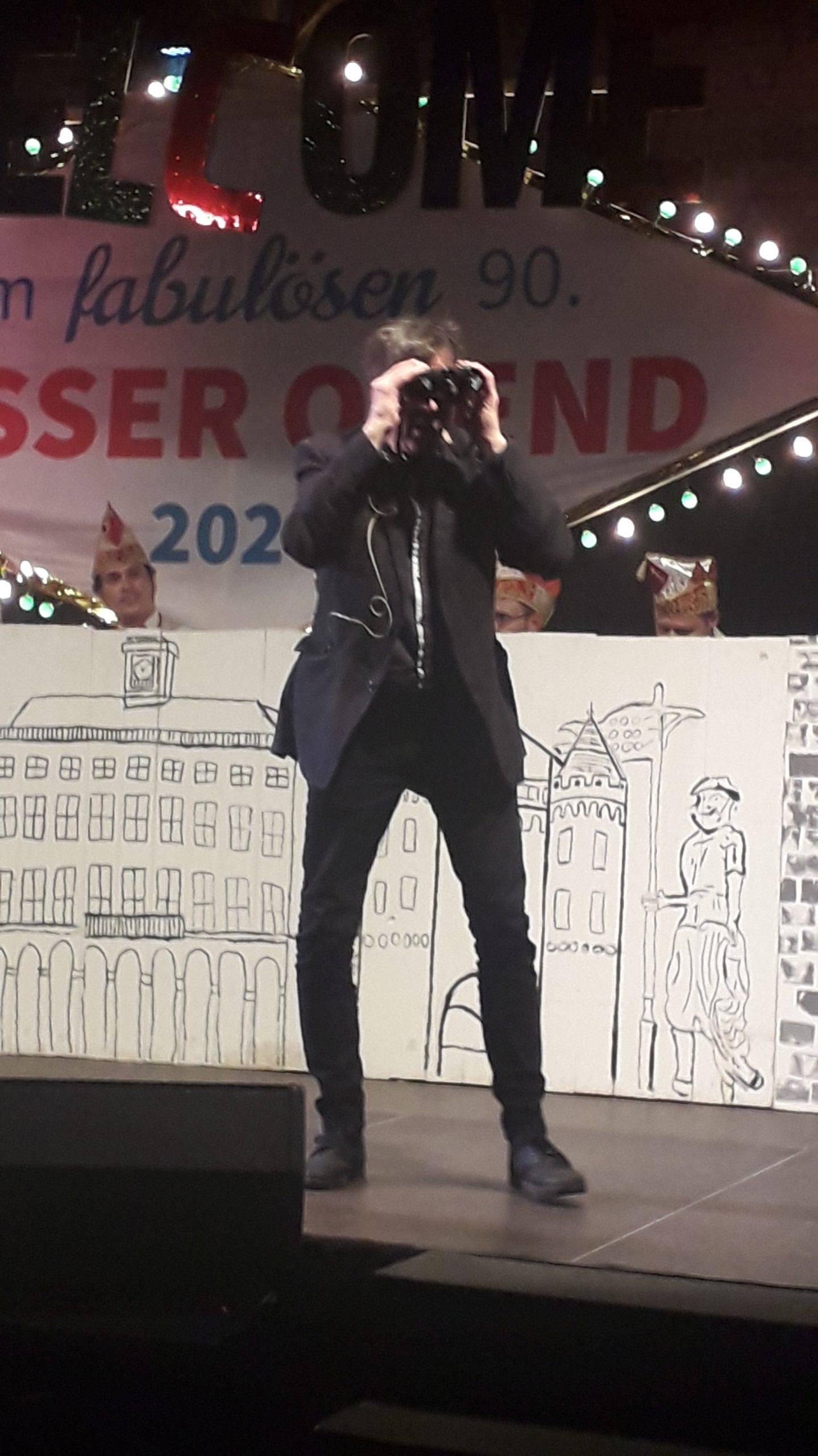 Nüsser Ovend: Prologius Michael Klinkicht