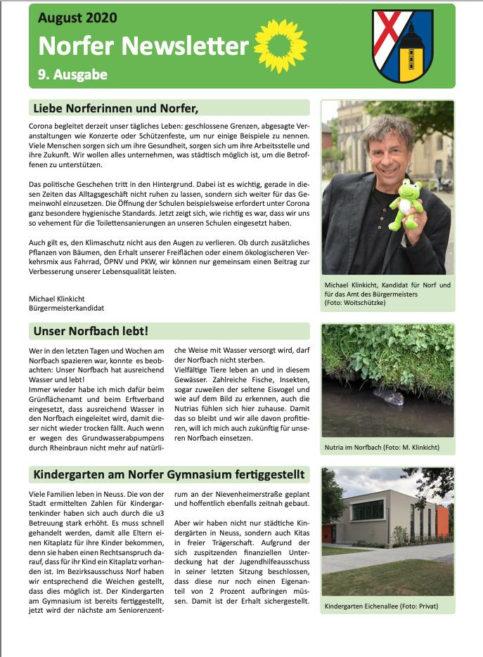 9. Norfer Newsletter