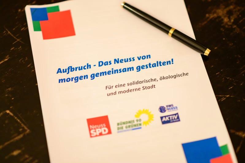 Kooperationsvertrag 2020-2025 ist unterschrieben!