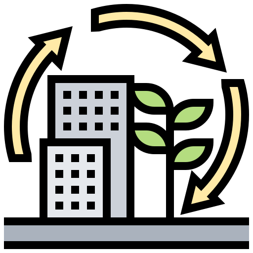 Zukunftsfähige Innenstädte und Zentren