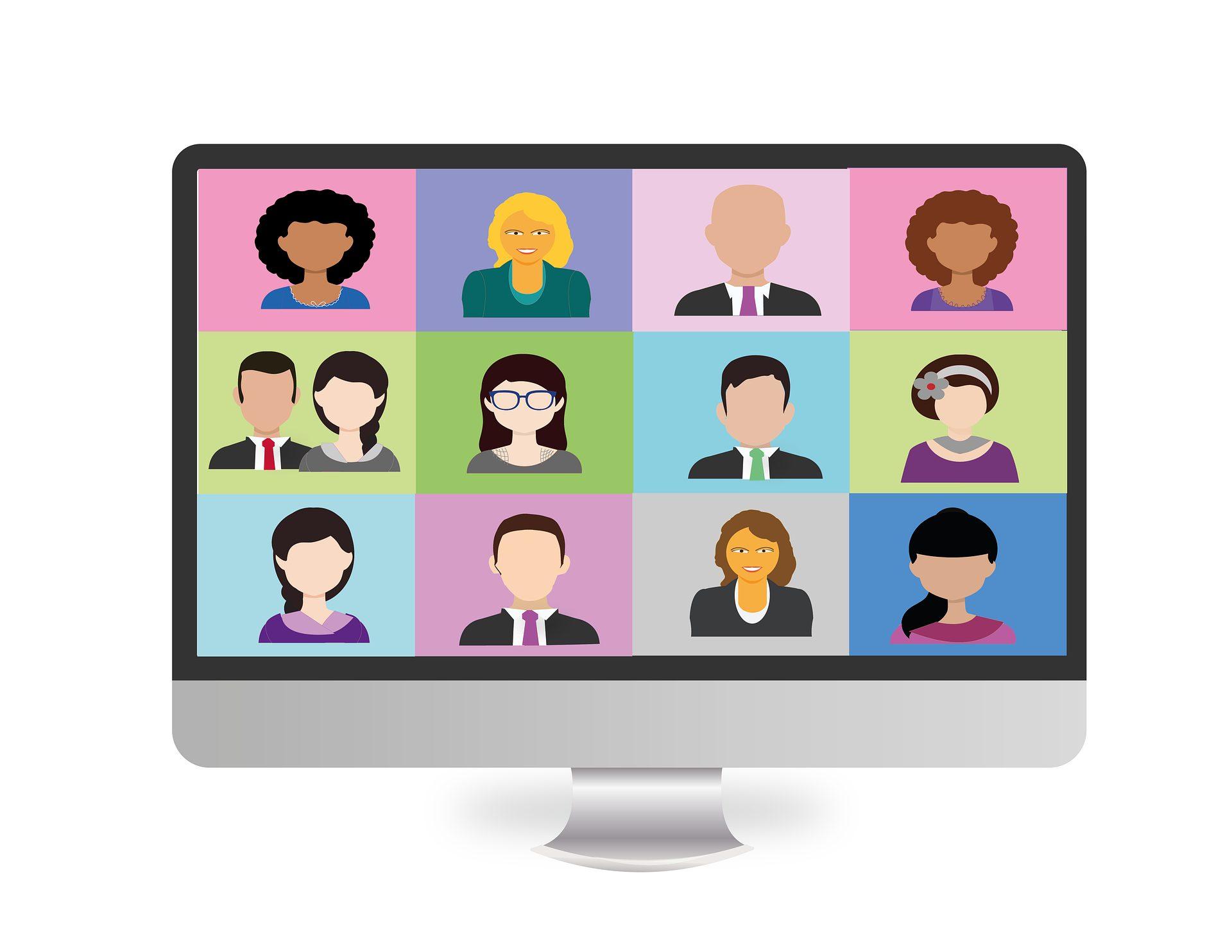 Digitale Fraktionssitzung