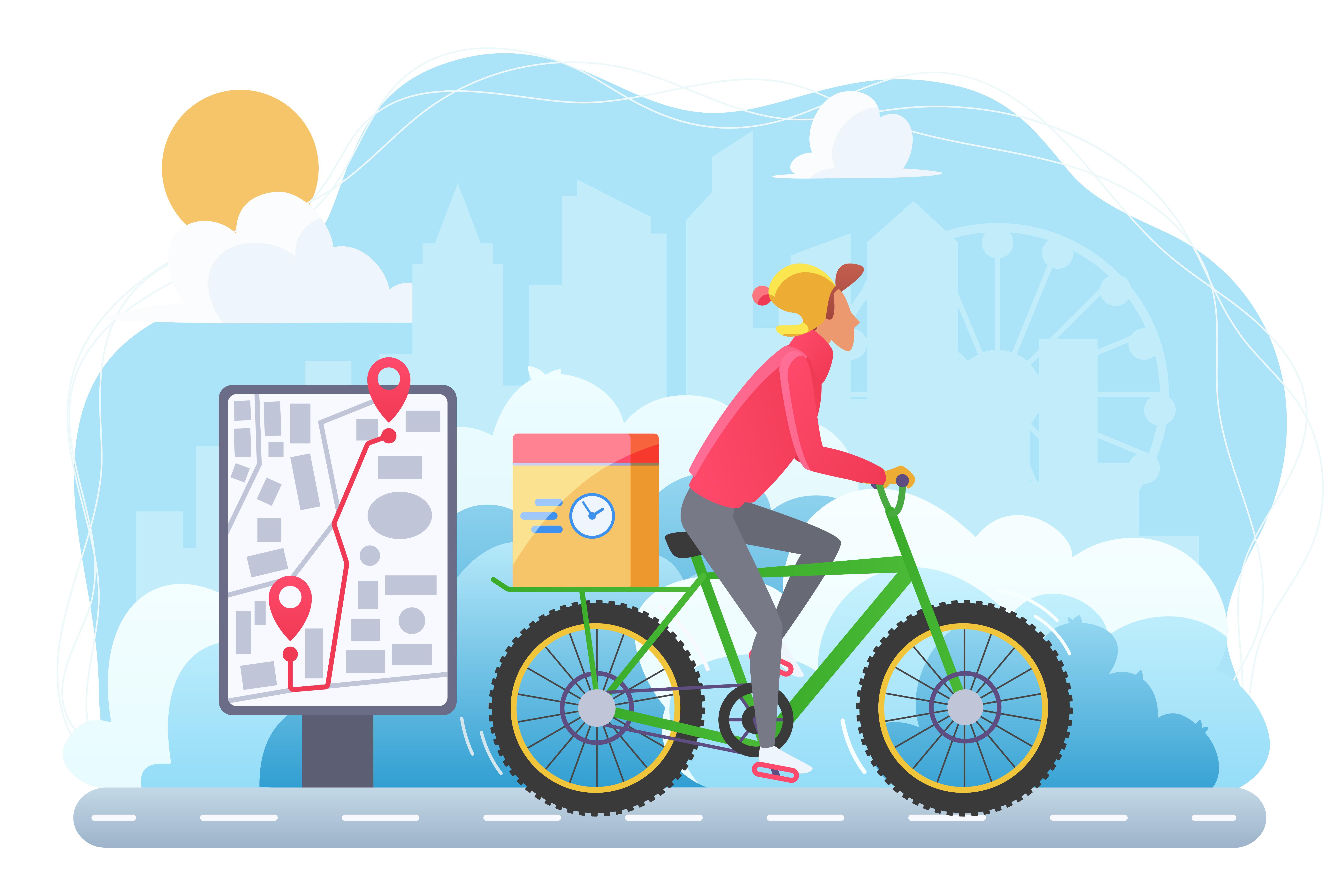 Winterdienst auf Radwegen ausweiten