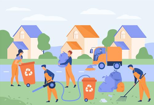 Antrag Sauberkeitsoffensive
