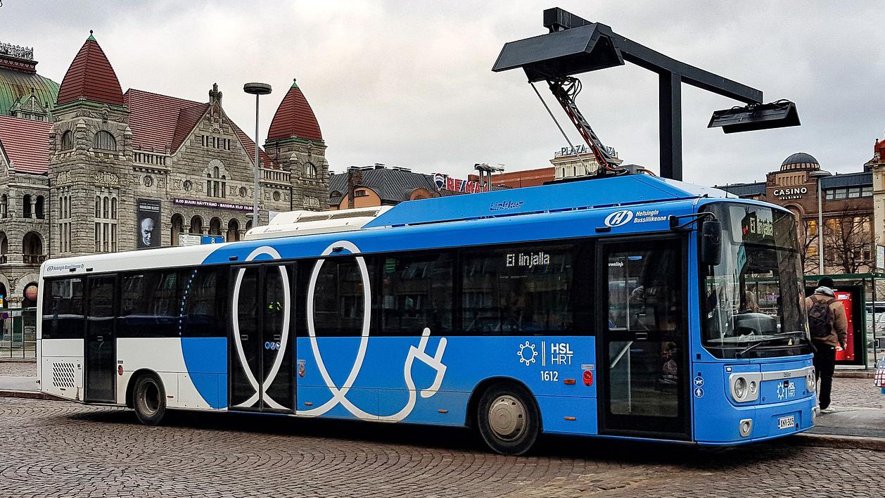 Kooperation bringt E-Citybuslinie auf den Weg