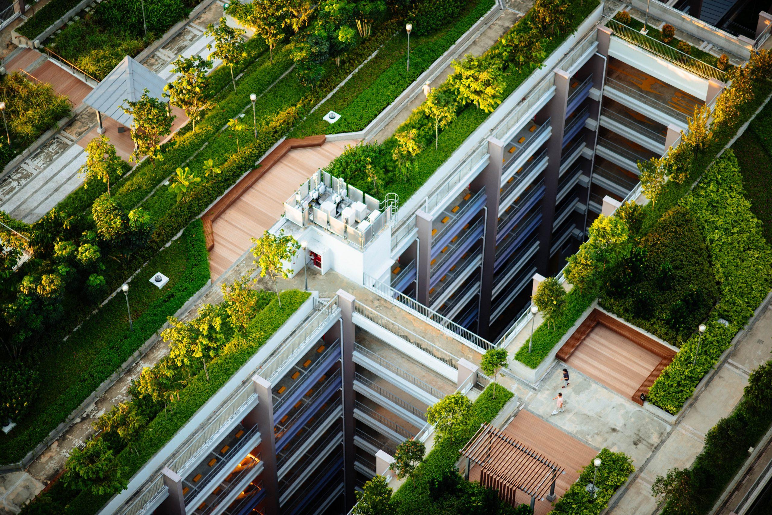 Nachhaltiges Bauen Standard in Neuss